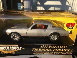 Pontiac Firebird Formula 1977 neuve diecast 1/18 die cast ertl Longueuil / South Shore Greater Montréal image 1