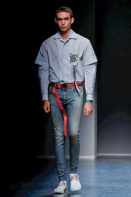 Represent Menswear Spring Summer 2019 Milan In 2019 Menswear