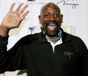 Spencer Haywood on the way to Basketball Hall of Fame…again