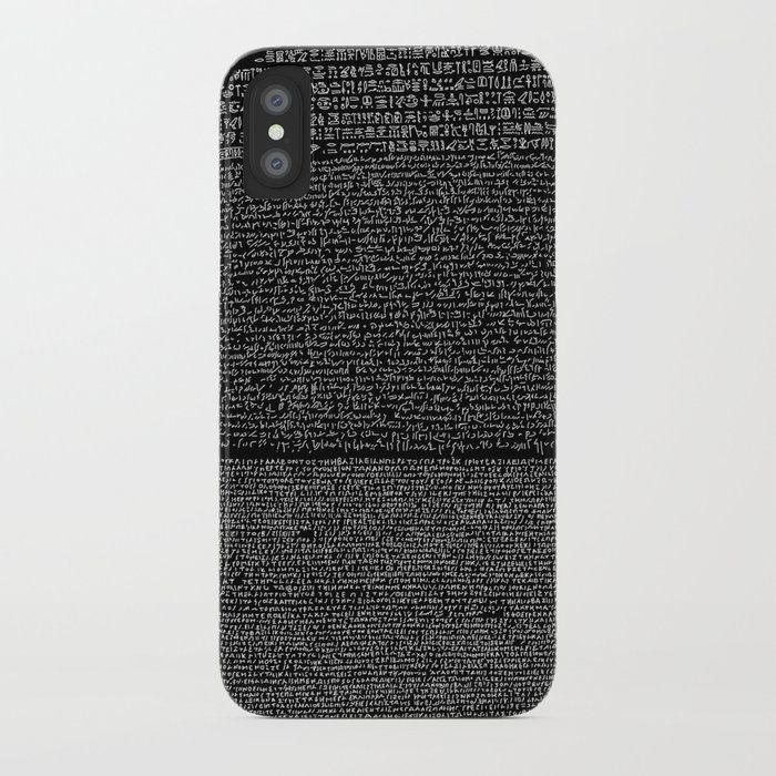 Case Mobile Pierre De Rosette Pierrederosette Rosettastone Egypte Pyramide Hieroglyphes Goodies Gift Geek Ideas Cadeau Christmasgi Pierre De Rosette