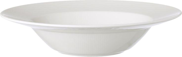 Iittala - KoKo Syvä lautanen 24 cm valkoinen