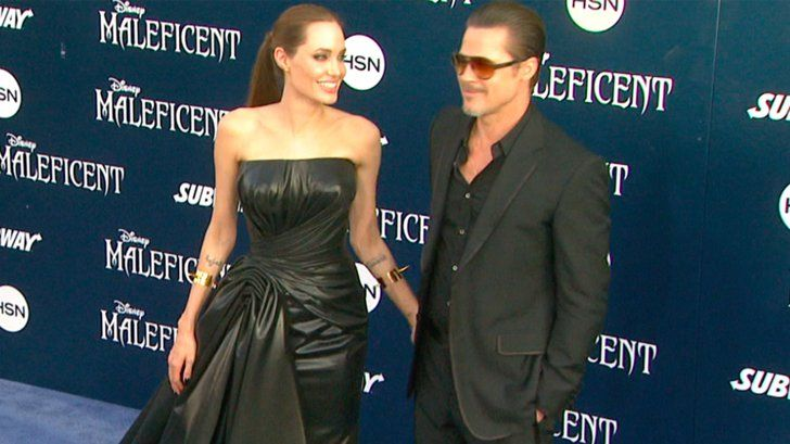 Pin for Later: Angelina Reveals Brad's Most Romantic Gesture Yet