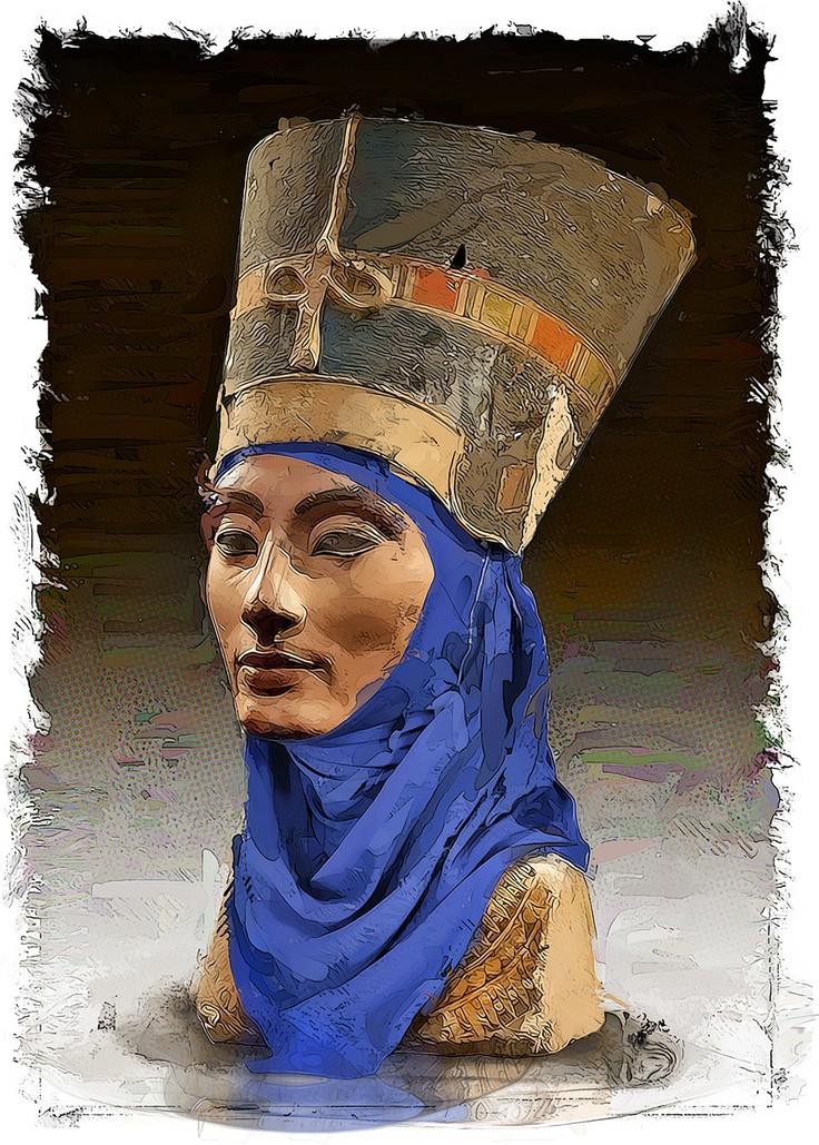 Illustration for la Vanguardia for article on Egypt...