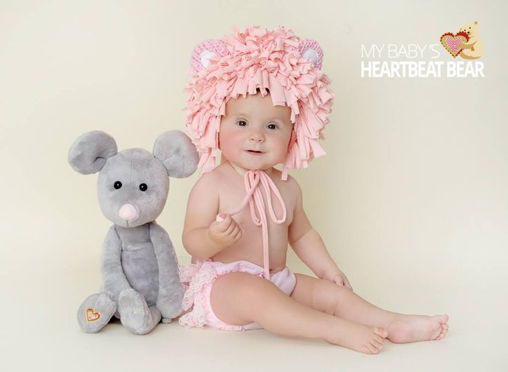 Together you have it all.  Record your baby's heartbeat.