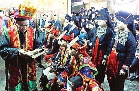 La province du Thai Nguyên (au Nord) vient d'organiser mardi la cérémonie de reconnaissance du rite «câp sac» des Dao en tant que patrimoine culturel immatériel national.…