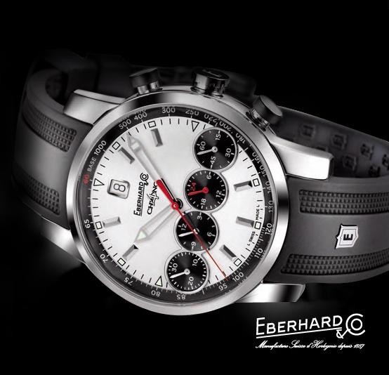 """""""La ricerca di orologi innovativi nei contenuti tecnici e nella forma, nel rispetto di una tradizione di meccanica, eleganza e stile è la nostra forza.""""…   www.eberhard-co-watches.ch"""