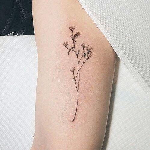 Karma Small & Cute Symbolic Tattoo Designs and Ideas