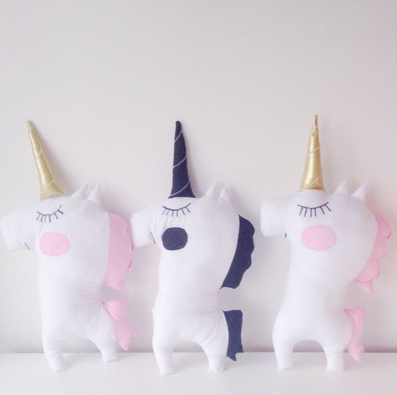 Large Magical Handmade Unicorn by Handmade Heart on Etsy (@handmadeheartcrafts)