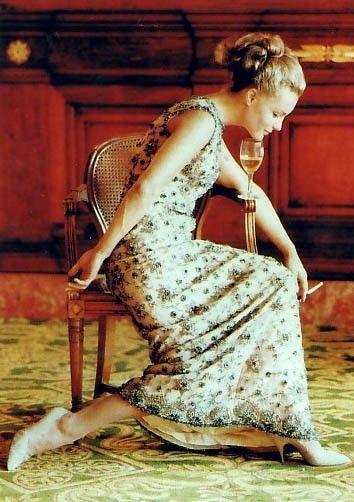 Romy Schneider, 1963, Monte Carlo, Elegance - 01-1