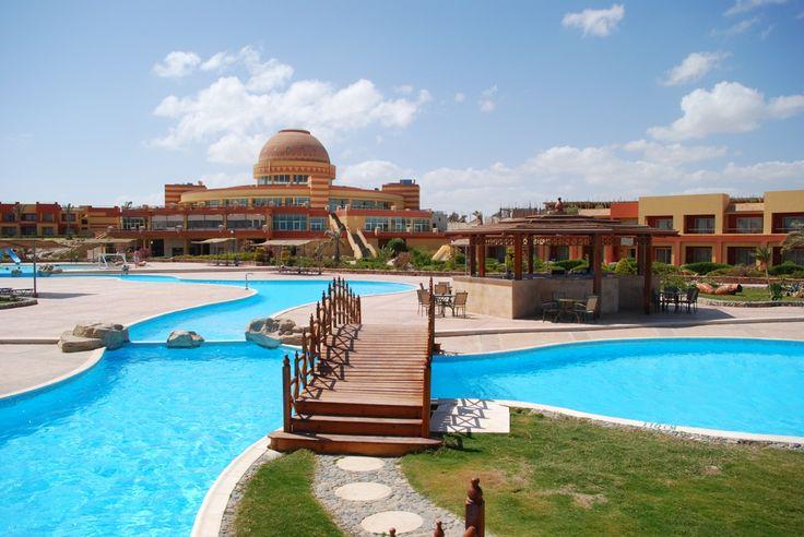 Hotel El Malikia Abu Dabbab Resort (ex. Sol Y Mar Abu Dabbab), dovolena a zájazdy do hotela Marsa Alam - INVIA.SK