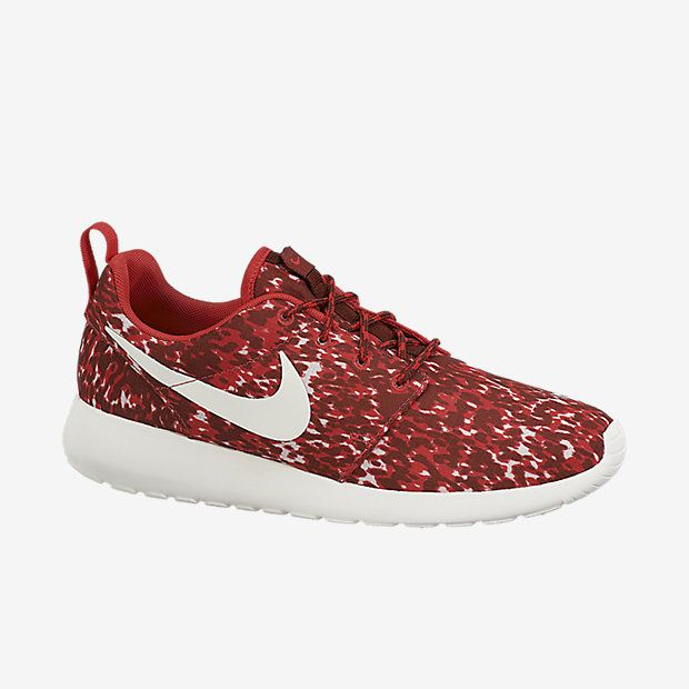 nike roshe red and white womens elf knit scarf