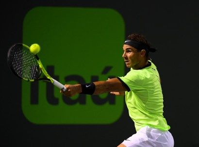 Rafael Nadal defeats Jack Sock to reach Miami Open semi-finals