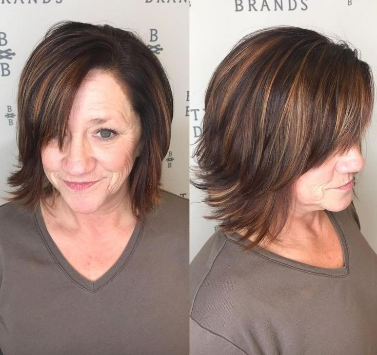 stylish haircuts for 40 453 best hair images on hair dos medium 6240