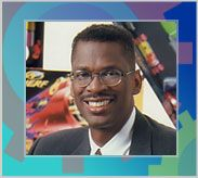 Lonnie G. Johnson -(1949–) invented the world-famous watergun, the Supersoaker. Johnson's company just came out with a new Nerf ball toy gun.   --->The Top Ten African-American Inventors | Scholastic.com