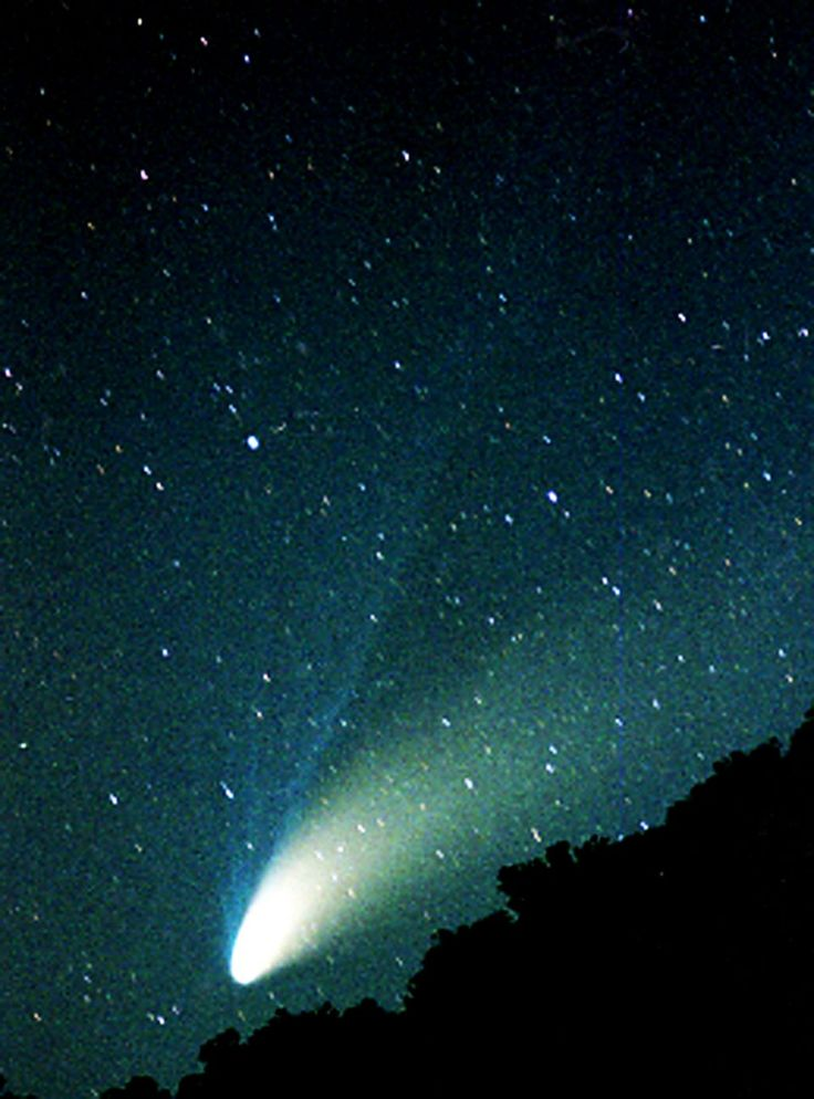 nasa comet hale bopp - photo #18