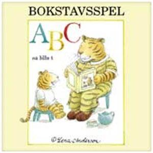 ABC sa lilla t - bokstavsmemo - Ett bokstavsspel där man ska para ihop stora och små bokstäver.