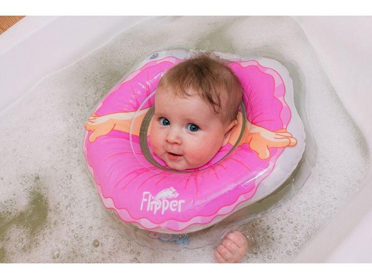 Круг для купания младенцев Ballerina Flipper #круг #flipper #круг_для_купания #купание_малыша #купаниемалыша #малыш_в_ванне #детскийкруг #детский_круг