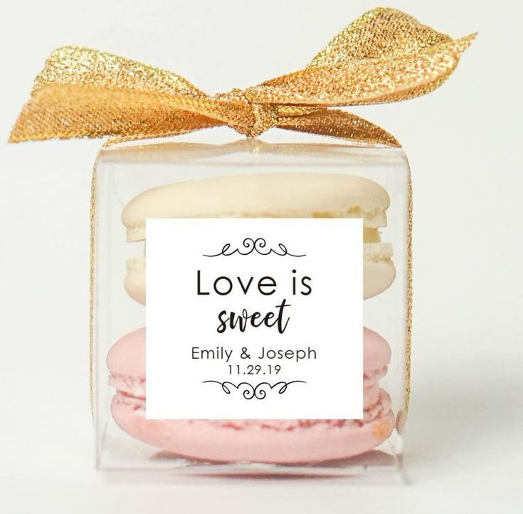 The Best Wedding Favors To Give Your Guests Wedding Favors