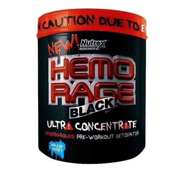 Hemo Rage Black Ultra Concentrate