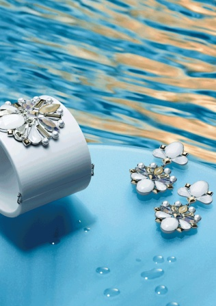 El paraíso tropical de Swarovski | Watches World