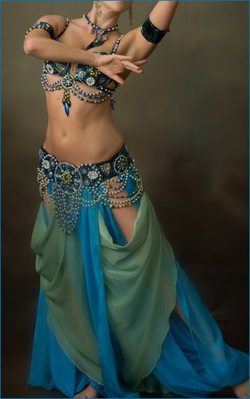 I love the beading. This one has been sold, but there are other costumes on the site like this one.