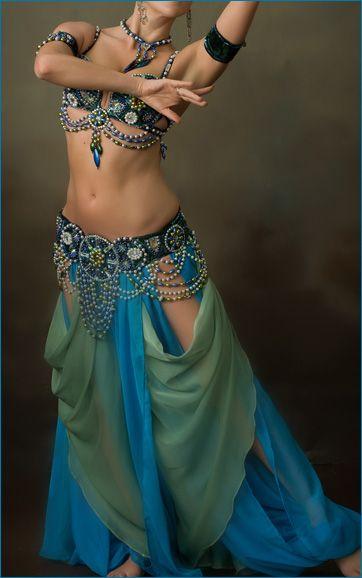 Mata Hari costume