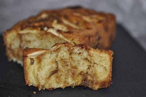 cake aux pommes ...pas comme les autres