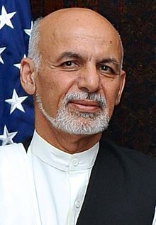 Ashraf Ghani Ahmadzai (Pashto: اشرف غني احمدزی‎, Persian: اشرف غنی احمدزی‎, born 12 February[citation needed] 1949) is the President of Afghanistan, economist and anthropologist. He was elected as the President of Afghanistan on September 21, 2014. Usually referred to as Ashraf Ghani, he served as Finance Minister and as the chancellor of Kabul University.