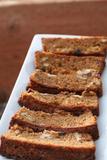 Copycat: Mimi's Cafe Carrot Raisin Bread