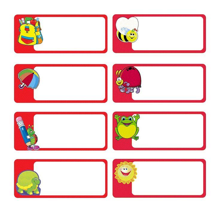 Préférence 90 best labels for school- ετικέτες images on Pinterest | Free  OP05