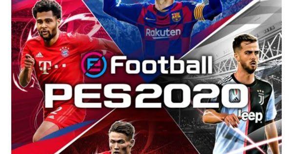 لعبة Efootball Pes 2020 اختصارا Pes 20 للاندرويد هي النسخة الأصلية من شركة Konami لعبة مميزة و رائعة للاندرويد يمكن لكم تحميلها In 2020 Download Games Football Games