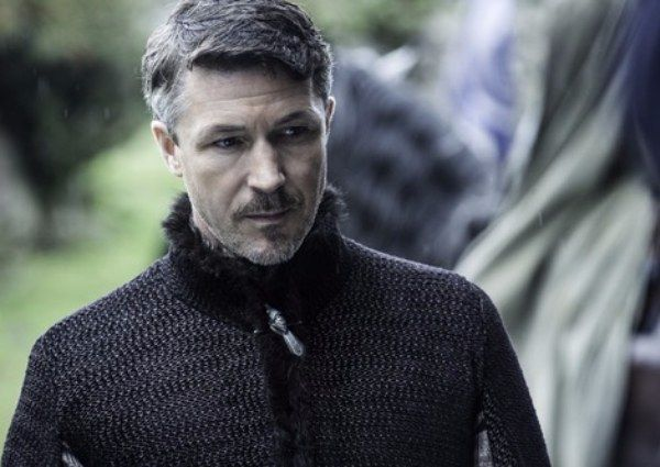 Petyr Baelish    The fans of the show either love him or hate him. Well, most hate him. The Littlefinger is always meddling into everyone's business, as long as he can get something out of it. His schemes and plots create half the fun.