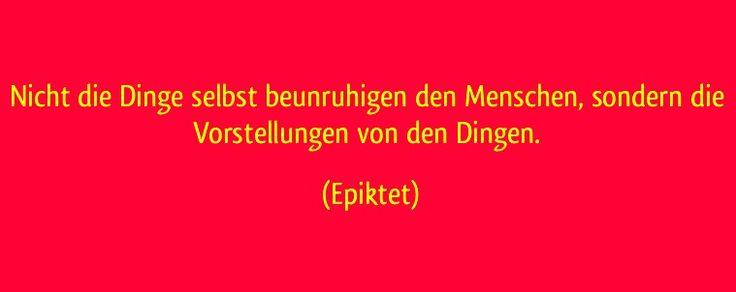 #Philosophie #Epiktet