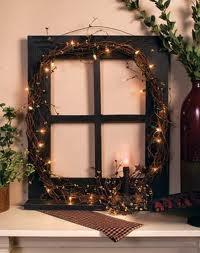 Window/Grapevine lights.