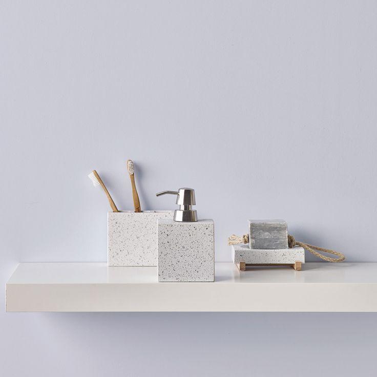 Naken Interiors | Aquanova Quartz Collection | Scandinavian Bathroom Ideas