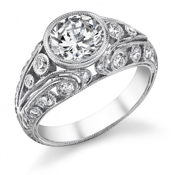 Platinum Rings, Platinum Engagement Rings Design U0026 Build Your Own  Engagement Ring