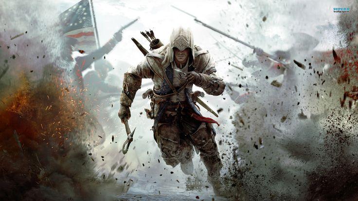 Desktop Assassins Creed Wallpaper HD - CuteWallpaper.org
