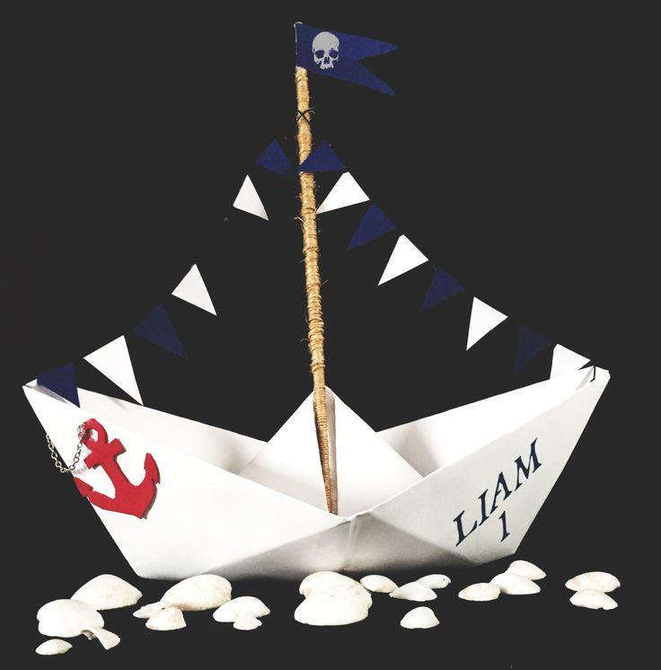 146 mejores im genes sobre barquitos de papel en pinterest - Decoracion de barcos ...