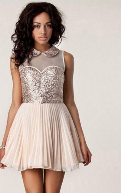 Shoulder Straps Sleeveless A-line Zipper Short Formal Dresses afea7522
