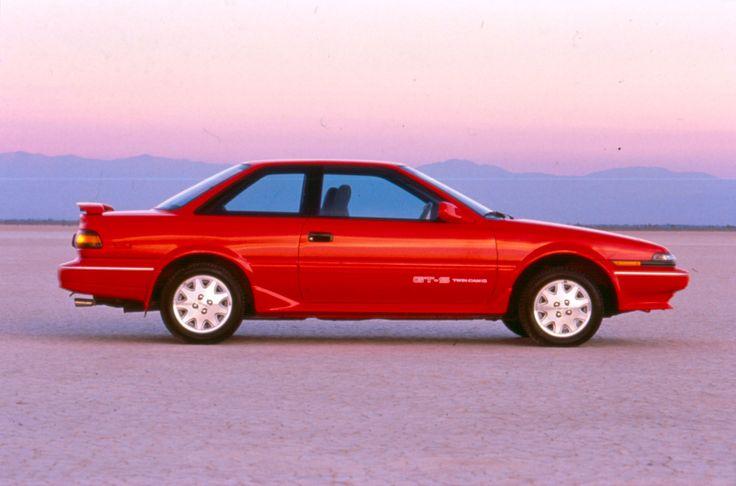 1990 Toyota Corolla GTS