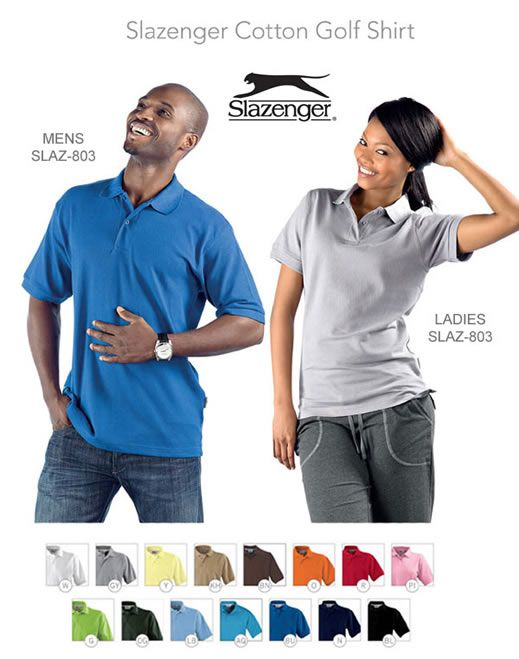 Slazenger Golf Shirts Johannesburg