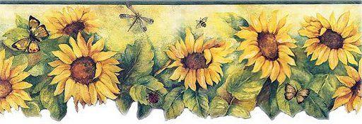 Border Sunflower…