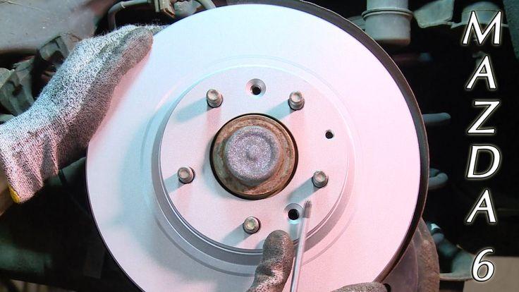 Замена задних тормозных колодок и дисков на Мазда 6 квалифицированым автомастером. Самостоятельная замена тормозных колодок и дисков на Mazda 6. Подписаться ...
