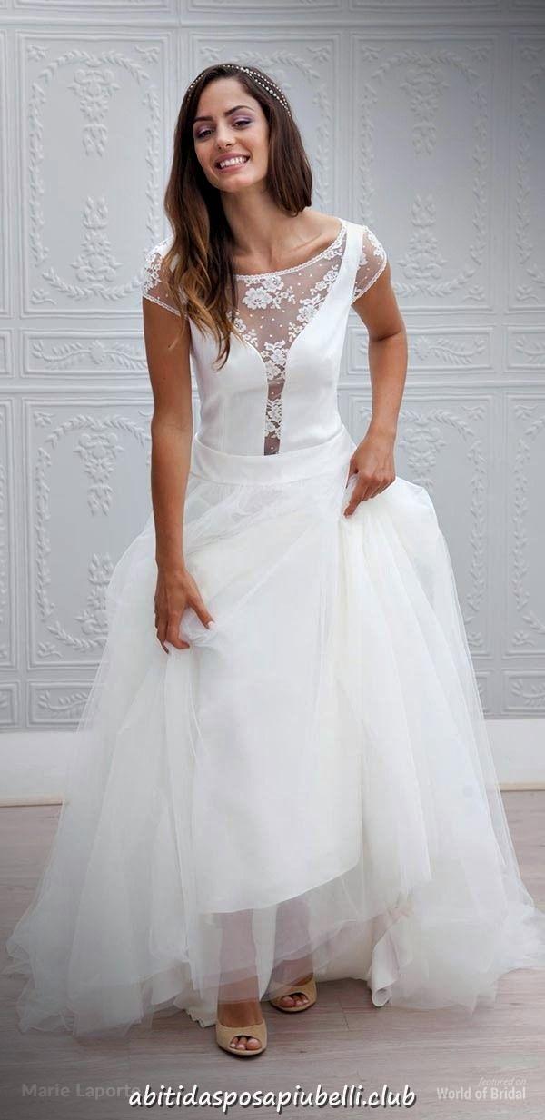 Marie Laporte 2018 Abiti da sposa | Abiti da sposa, Abiti da