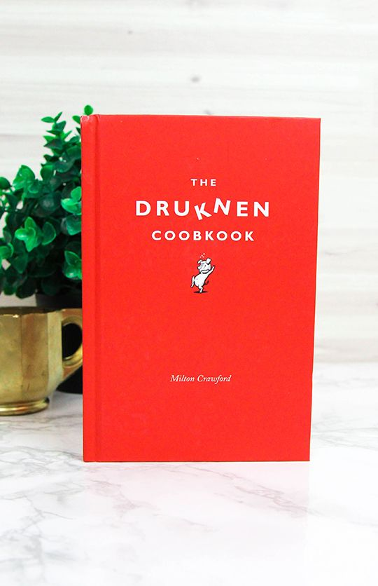 The Drunken Cookbook - Hardback