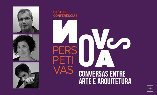 Conferência sobre arte e arquitetura em Serralves