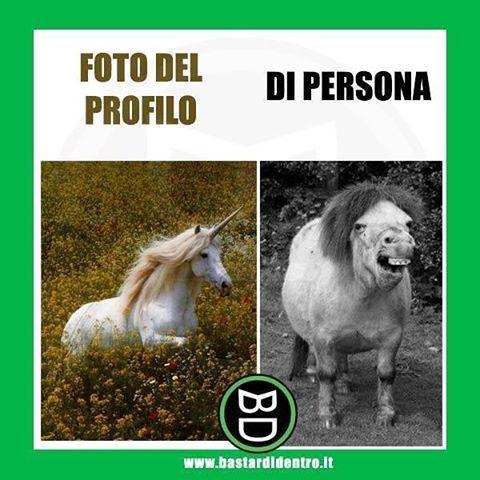 Due cose ben diverse! Tagga i tuoi amici e #condividi #bastardidentro #social #profilo www.bastardidentro.it