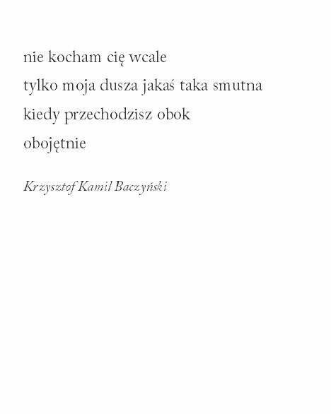 K.K. Baczyński