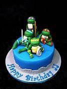 Ninja Turtles Cake - Bing Images