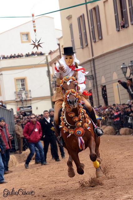 Sartiglia 2013 - Gremio dei contadini | Flickr - Photo Sharing!